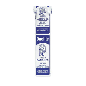 Prices Daelite Candles 6ea