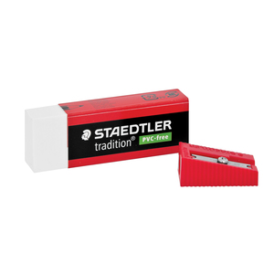Staedtler Traditional PVC Free & Single Hole Sharpener