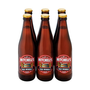 Mitchell's Old Wobbly Beer 330 ml x 6