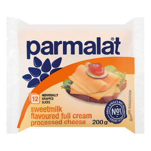 Parmalat Sweetmilk Cheese Sl ices 200g