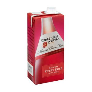 Robertson Natural Sweet Rose 1l