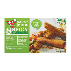 Fry's Spicy Sausage 380g