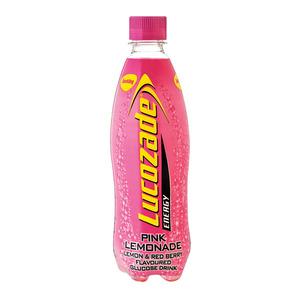 Lucozade Energy Drink Pink Lemon 500ml