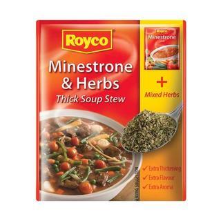 Royco Soup Stew Bbq Mutton 50g x 10