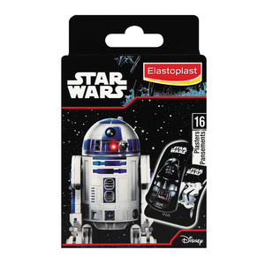 Elastoplast Star Wars Strips Assort 16 Ea