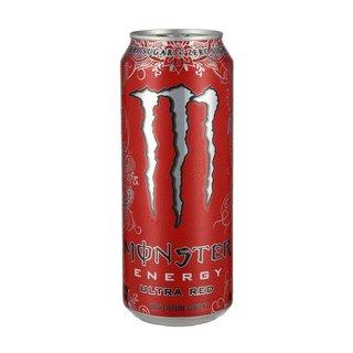 Monster Ultra Red Energy Drink 500ml x 24