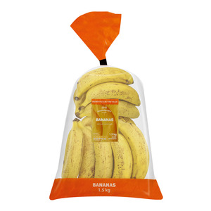 PnP Bananas 1.5kg Bulk Value Bag