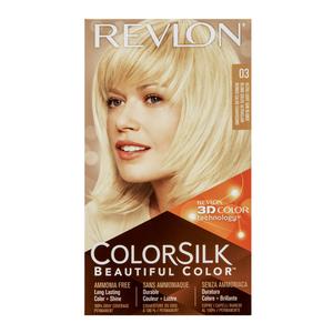 Colorsilk Hair Colour Kit Ultra Light Sun Blonde