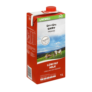 PnP UHT Low Fat Milk 1l