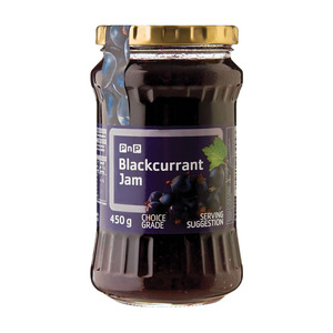 PnP Blackcurrant Jam 450g