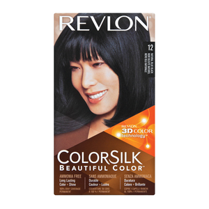 Colorsilk Hair Color Nat Blue Black 12