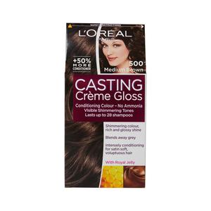 Loreal Casting CG 500 Medium Brown Hair Colour