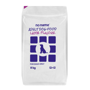 No Name Lamb Dog Food 8 KG