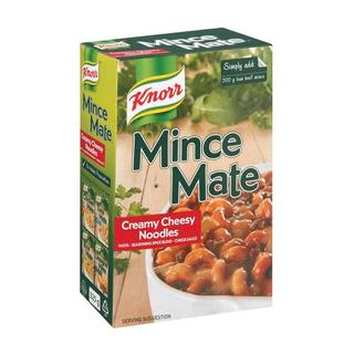 Knorr Mince Mate Creamy Cheesy Noodles 325g x 16