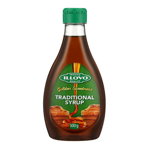 Illovo Traditional Syrup 500g