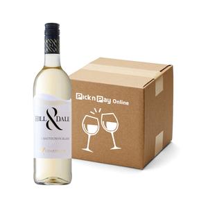 Hill & Dale Sauvignon Blanc 750 ml x 6