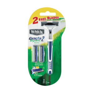 Schick Exacta 11 System Kit 3ea