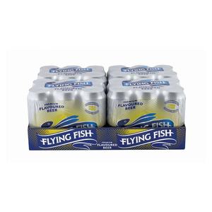 Flying Fish Pressed Lemon 440 ml x 24