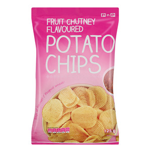 PnP Fruit Chutney Chips 125g x 12