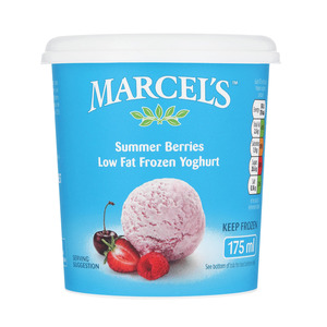 Marcel's Summerberries Frozen Yoghurt 175ml