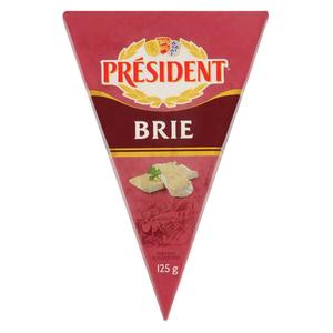 Simonsberg Creamy Brie Cheese Wedges 125g