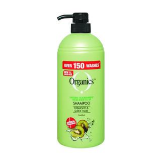 Organics Hair Conditioner Straight & Sleek 1l x 6