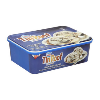 Nestle Ice Cream Tin Roof 1.5 Litre x 6