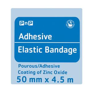 PnP Elastic Adhesive Bandage 50mm