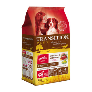 Transition Dogfood Adult Chicken 8 Kg