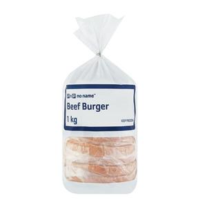 PnP No Name Beef Burger 1kg