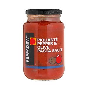 Peppadew Piquante Pepper & Olive Sau ce 400g