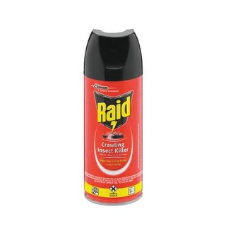Raid Super Fast Insecticide 300ml x 6