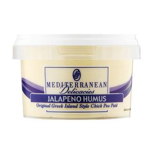 Mediterranean Jalapeno Humus 190g