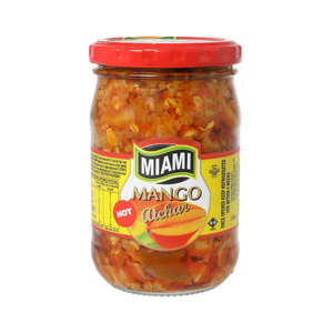 Miami Hot Mango Atchar 250g