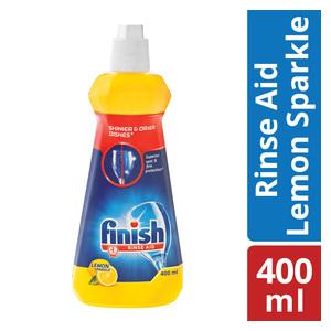 Finish Rinse Aid Lemon 400ml