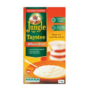 Jungle Taystee Wheat Bran 1kg