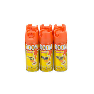 Doom Extreme Flying Insects 300ml x 6