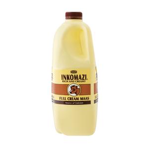 Inkomazi Full Cream Maas 2l x 4