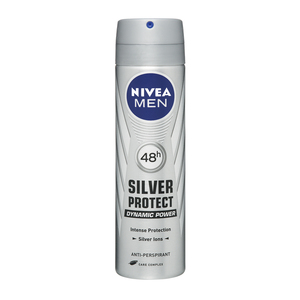 Nivea Silver Protect Spray 1 50 Ml