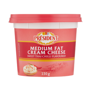 Simonsberg Sweet Thai Chilli Flavoured Cream Cheese 230g