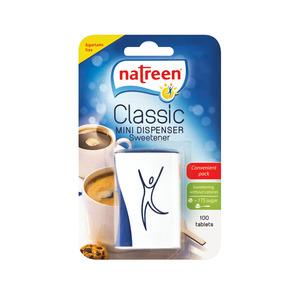 Natreen Sweetener Push Dispenser 100ea