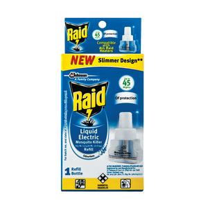 Raid Electric Insect Killer R efill 33ml