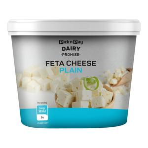 PnP Plain Feta Cheese 200g x 12