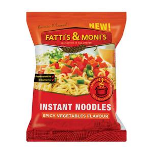 Fatti's & Moni's Instant Noodles Spicy Vegetables Flavour 78g x 40
