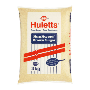 Huletts Sunsweet Brown Sugar 3kg
