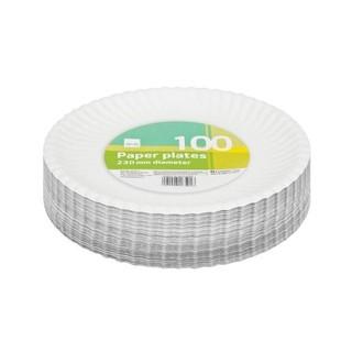 PnP Paper Plates 100s x 10