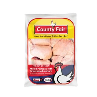 County Fair Iqf Mixed Portions 1.5kg