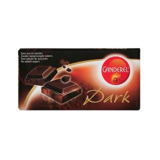 Canderel Dark Chocolate Slab 85g