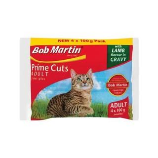 Bob Martin Adult Catfood Lamb Flavour In Gravy 4ea