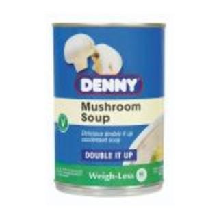 Denny Double Up Weigh Less Mushroom So up 415g
